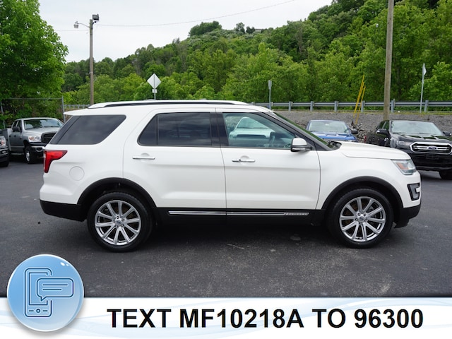 Used 2016 Ford Explorer For Sale at Morgan-McClure Ford Inc