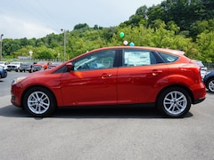 2018 Ford Focus SE SE  Hatchback