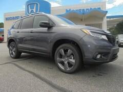 New 2020 Honda Passport Touring AWD SUV Morganton