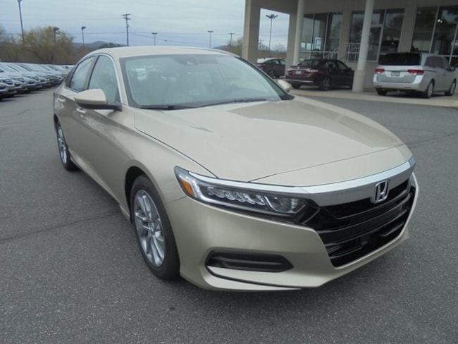 New 2019 Honda Accord LX Sedan Morganton