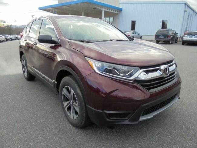 New 2018 Honda CR-V LX AWD SUV Morganton