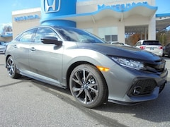 New 2018 Honda Civic Sport Hatchback Morganton