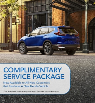 Complimentary Service Package