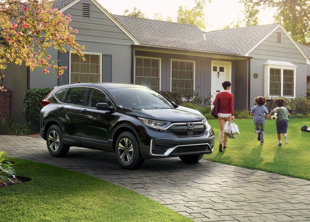 New Honda CR-V Morganton Honda