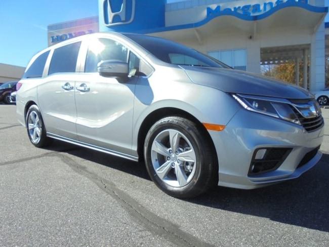 New 2019 Honda Odyssey EX-L Van Morganton