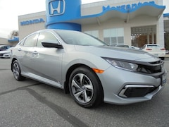 New 2019 Honda Civic LX Sedan Morganton
