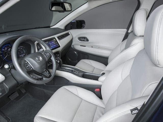 2018 Honda HR-V seats