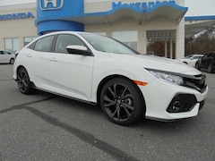 New 2019 Honda Civic Sport Hatchback Morganton