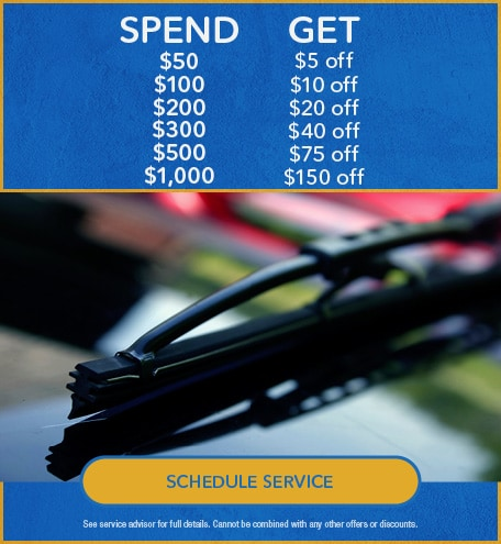 Variable Spending Discount