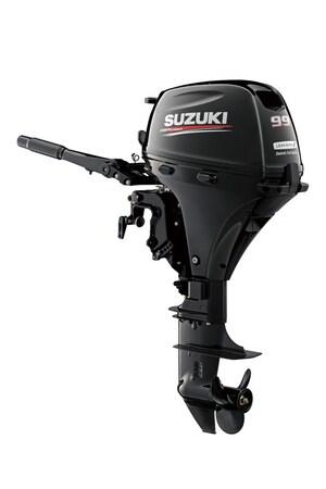 2017 SUZUKI 9.9 HP DF9.9BEL