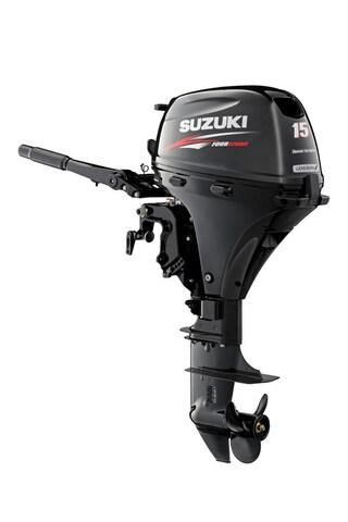 2017 SUZUKI 15 HP DF15AEL