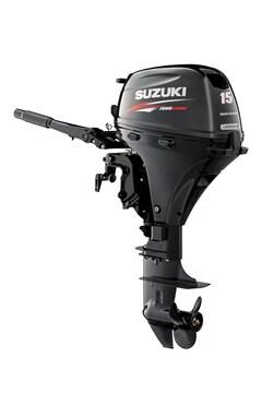 2017 SUZUKI 15 HP DF15AES