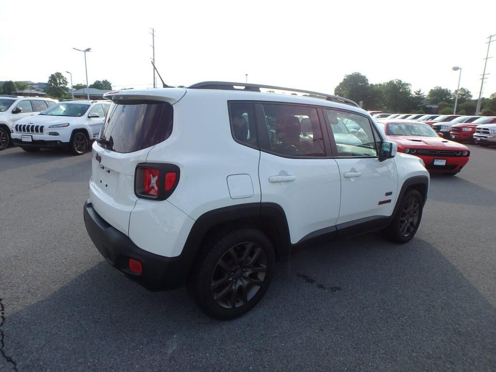 Used 2016 Jeep Renegade Latitude FWD For Sale in Cape Girardeau MO |  ZACCJABW2GPC85516
