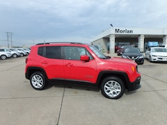 Certified Pre-owned 2018 Jeep Renegade Latitude 4x4 SUV for sale in Cape Girardeau