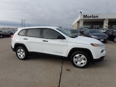 Certified Pre-owned 2017 Jeep Cherokee Sport FWD SUV for sale in Cape Girardeau