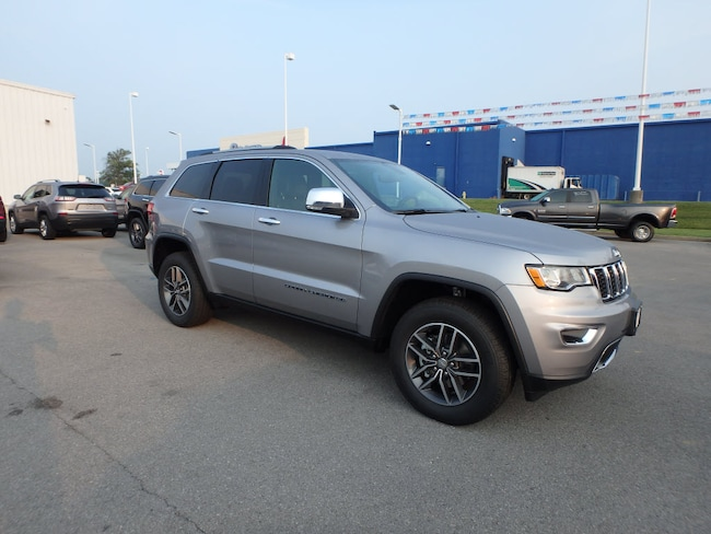 New 2018 Jeep Grand Cherokee LIMITED 4X4 Sport Utility Cape Girardeau