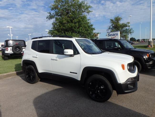 New 2018 Jeep Renegade ALTITUDE 4X4 Sport Utility Cape Girardeau