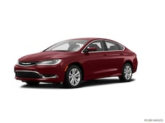 Certified Pre-owned 2016 Chrysler 200 Limited Sedan for sale in Cape Girardeau
