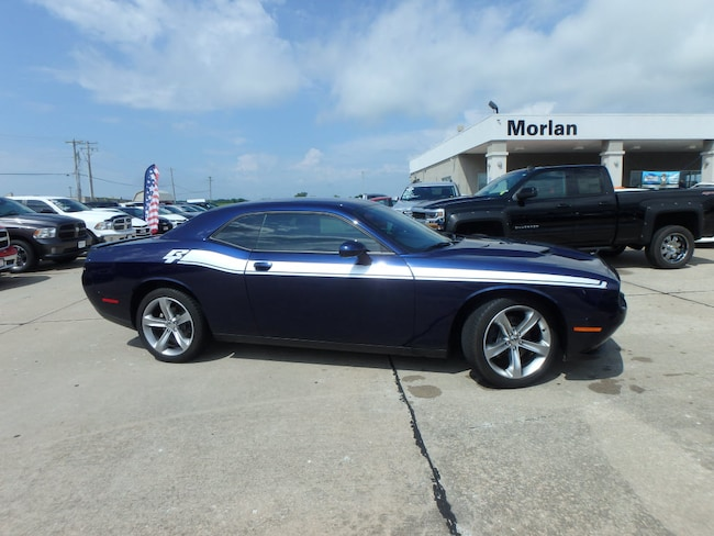 2015 Dodge Challenger SXT Coupe