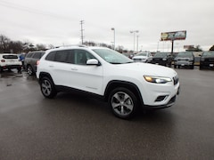 New 2019 Jeep Cherokee LIMITED 4X4 Sport Utility for sale in Cape Girardeau