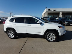 Certified Pre-owned 2018 Jeep Cherokee Latitude 4x4 SUV for sale in Cape Girardeau