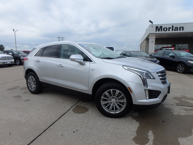 Used 2017 CADILLAC XT5 Luxury SUV Cape Girardeau