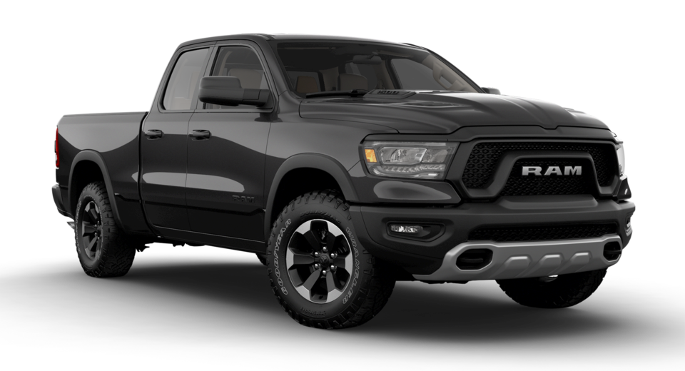 You Deserve the Rugged Durability and Massive Power of the 2019 Ram