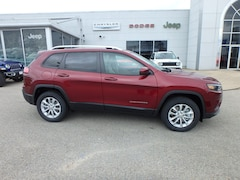 New 2020 Jeep Cherokee LATITUDE 4X4 Sport Utility for sale in Cape Girardeau
