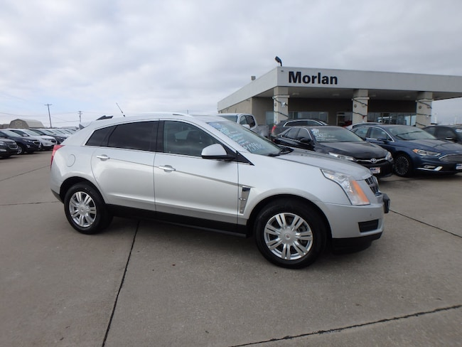 Used 2010 Cadillac Srx Luxury Collection For Sale In Cape Girardeau