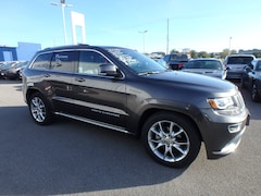 Certified Pre-owned 2015 Jeep Grand Cherokee Summit 4x4 SUV for sale in Cape Girardeau