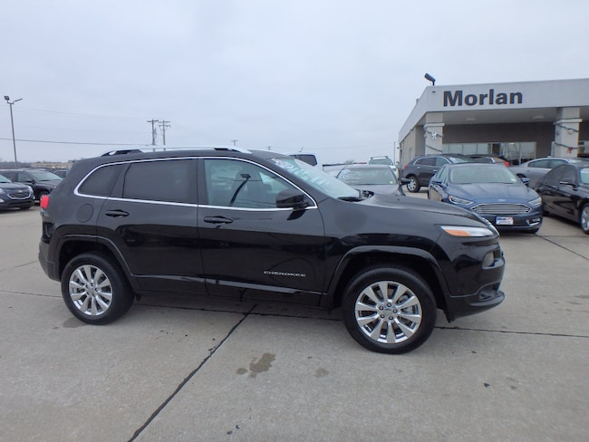 Jeep Cherokee Overland >> Used 2016 Jeep Cherokee Overland 4x4 For Sale In Cape Girardeau