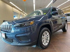 New 2020 Jeep Cherokee LATITUDE 4X4 Sport Utility 20-398 for Sale in Sikeston MO at Morlan Dodge Inc. Sikeston MO