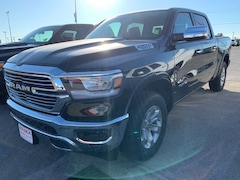 New 2020 Ram 1500 LARAMIE CREW CAB 4X4 5'7 BOX Crew Cab for Sale in Sikeston MO at Autry Morlan Dodge