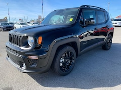 New 2020 Jeep Renegade ALTITUDE FWD Sport Utility for Sale in Sikeston MO at Autry Morlan Dodge