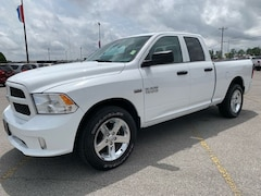 Used 2017 Ram 1500 Express Truck Quad Cab for Sale in Sikeston MO at Autry Morlan Dodge Chrysler Jeep Ram