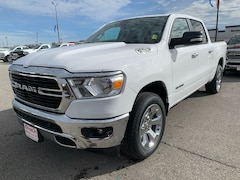 New 2020 Ram 1500 BIG HORN CREW CAB 4X4 5'7 BOX Crew Cab 20-192 for Sale in Sikeston, MO, at Autry Morlan Dodge Chrysler Jeep Ram