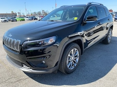 New 2020 Jeep Cherokee LATITUDE PLUS FWD Sport Utility 20-239 for Sale in Sikeston, MO, at Autry Morlan Dodge Chrysler Jeep Ram