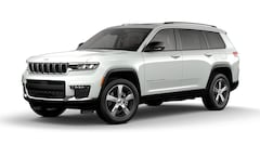 New 2021 Jeep Grand Cherokee L LIMITED 4X4 Sport Utility for Sale in Sikeston, MO, at Autry Morlan Dodge Chrysler Jeep Ram