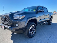 New 2020 Toyota Tacoma 4WD Truck Double Cab for Sale in Sikeston, MO, at Autry Morlan Dodge Chrysler Jeep Ram