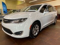 New 2020 Chrysler Pacifica LIMITED Passenger Van for Sale in Sikeston MO at Autry Morlan Dodge