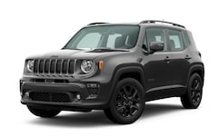 New 2020 Jeep Renegade ALTITUDE 4X4 Sport Utility for Sale in Sikeston MO at Autry Morlan Dodge