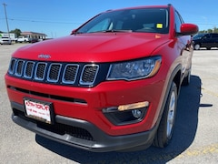 New 2021 Jeep Compass Latitude SUV for Sale in Sikeston, MO, at Autry Morlan Dodge Chrysler Jeep Ram