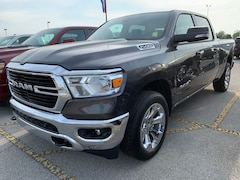 New 2019 Ram 1500 BIG HORN / LONE STAR CREW CAB 4X4 6'4 BOX Crew Cab for Sale in Sikeston MO at Autry Morlan Dodge