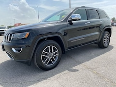 Used 2019 Jeep Grand Cherokee Limited SUV for Sale in Sikeston MO at Autry Morlan Dodge Chrysler Jeep Ram