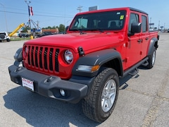 Used 2020 Jeep Gladiator Sport Truck for Sale in Sikeston MO at Autry Morlan Dodge Chrysler Jeep Ram