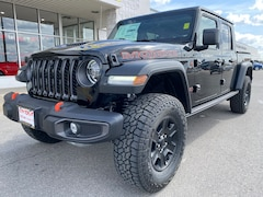 New 2021 Jeep Gladiator MOJAVE 4X4 Crew Cab for Sale in Sikeston, MO, at Autry Morlan Dodge Chrysler Jeep Ram