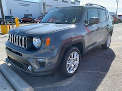 New 2020 Jeep Renegade LATITUDE FWD Sport Utility for Sale in Sikeston MO at Autry Morlan Dodge