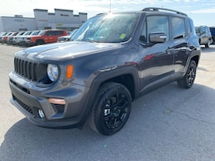 New 2020 Jeep Renegade ALTITUDE 4X4 Sport Utility 20-258 for Sale in Sikeston MO at Morlan Dodge Inc. Sikeston MO