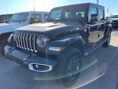New 2020 Jeep Gladiator OVERLAND 4X4 Crew Cab 20-129 for Sale in Sikeston, MO, at Autry Morlan Dodge Chrysler Jeep Ram