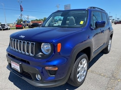 Used 2020 Jeep Renegade Latitude SUV for Sale in Sikeston MO at Autry Morlan Dodge Chrysler Jeep Ram